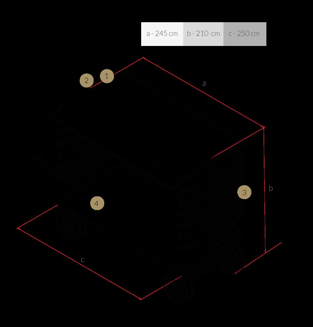 wozek-na-dragi-gphorse-schemat